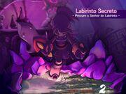 Labirinto Secreto cerregamento