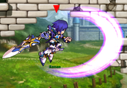 Dragon Knight Jump atk NEW