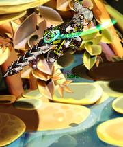 Advancer SS Jump Attack