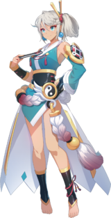 Rin/Grand Chase Dimensional Chaser