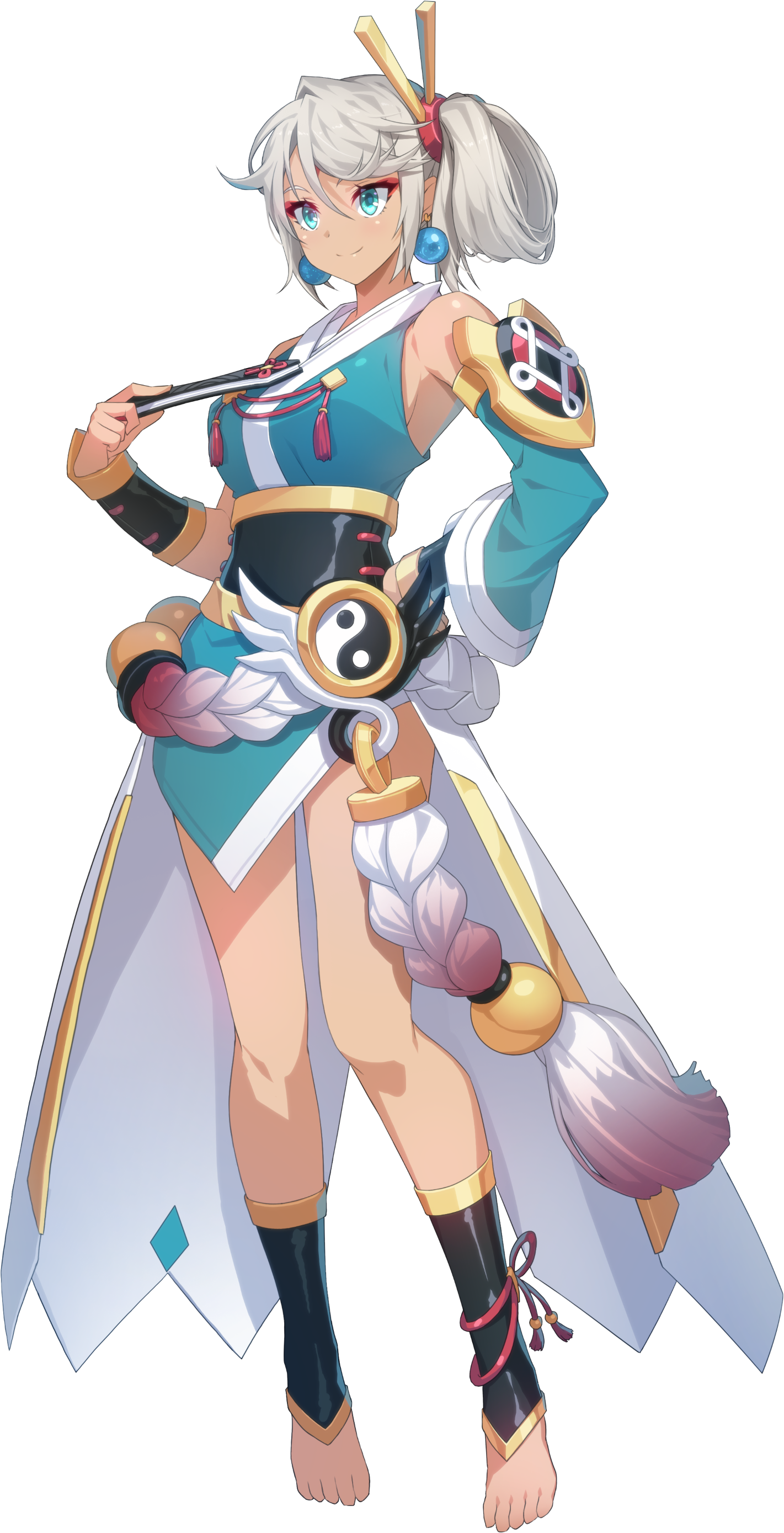 Rin/Grand Chase Dimensional Chaser | Grand Chase Wiki