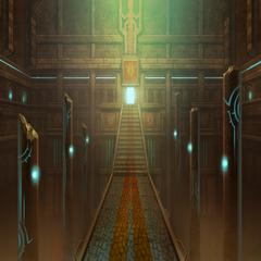 Altar da Destruição (Dentro)