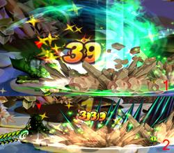 Zero Two Hand Smash GD