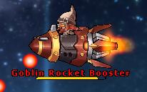 Goblin Rocket Booster