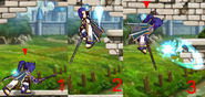 Abyss Knight Combo Up NEW