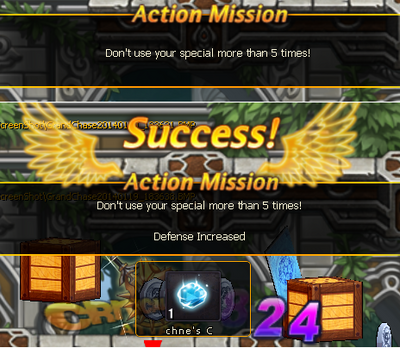 Action Mission S