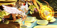 Light Goddess crit