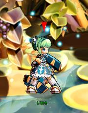 Lime Hyper Armor