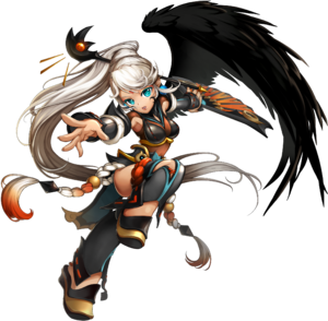 Dark Chaotic R