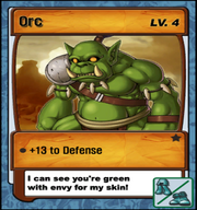 Lvl 4 - Orc