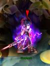 Status Harm aura