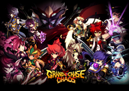 Grand Chase Chaos wallpaper