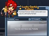 Lucky Gacha Fortune