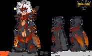 Berkas' Lair Armor Set