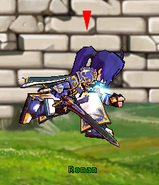Abyss Knight Air Dash Outer Wall