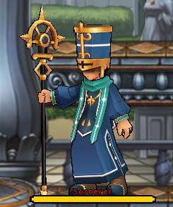 Frostland - Sorcerer