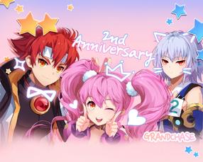 2nd Anniversary Illustration