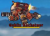 Goblin Rocketeer