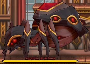 Frostland - Humogonous Arachnia