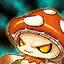 蘑菇壓頂 m
