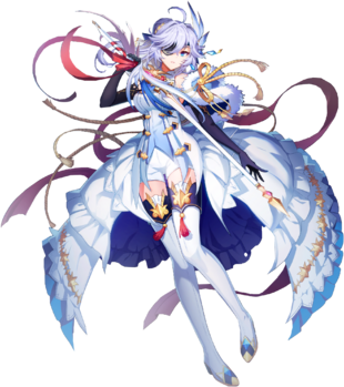Edel/Grand Chase Dimensional Chaser | Grand Chase Wiki | FANDOM