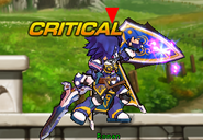 Aegis Knight Crit NEW