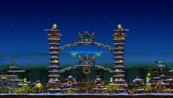 Park Christmas