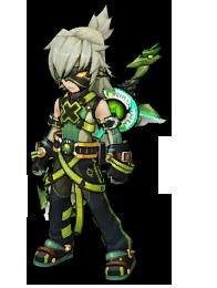 Battle Weapon Zero