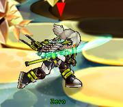 Advancer Additional Dash Attack