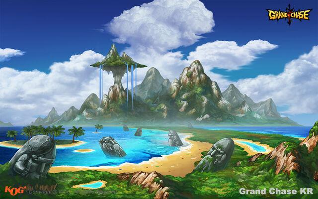 17 Primeval Island