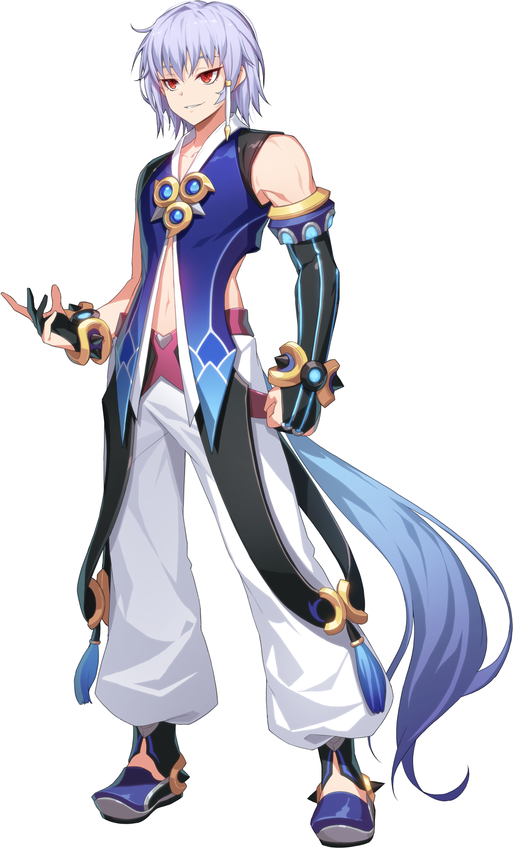 Asin/Grand Chase Dimensional Chaser | Grand Chase Wiki