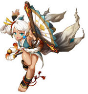 Grand chase lin
