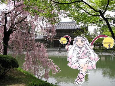 GC Fan Chara No 1 Haruna by DiamondShatter