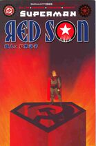 Superman red son cover