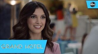 Alicia's First Day On The Job – Grand Hotel