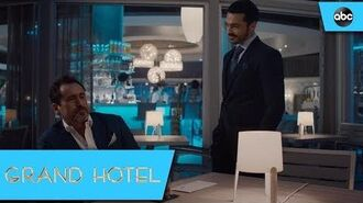 Santiago Pays A Debt And Mateo Receives A Mysterious Surprise – Grand Hotel