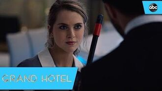 Mateo Confronts Ingrid – Grand Hotel