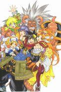 Granida II Heroes