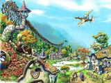 Anfog Village