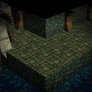 Underground Passage BattleBG