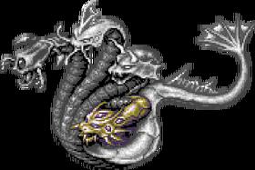 Serpent Bad Head