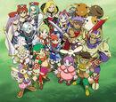List of Grandia Characters