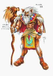 Nanan Village Chief