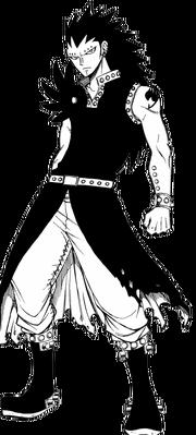 Gajeel Manga