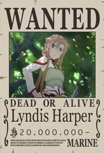 Wanted Lyndis