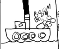 Cargo Ship 34652