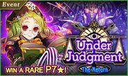 Under Judgment The Return