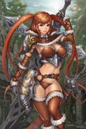Lucvina, Distant Knight