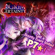 Grim Certainty Returns