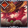 Sandy, Gunner +2 Icon